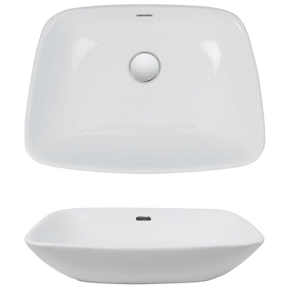 Bauhaus - Anabel Countertop Basin - 500 x 360mm Profile Large Image