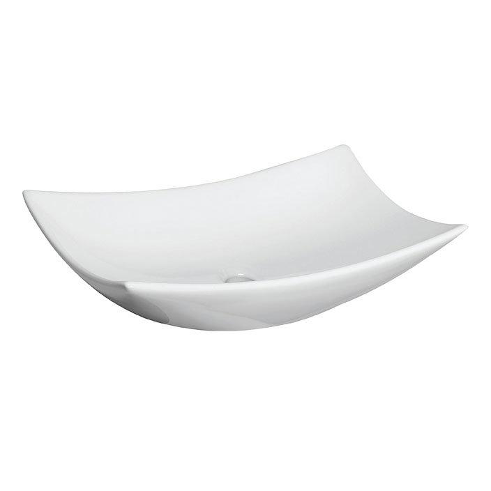 Bauhaus - Magdalena 2 Countertop Basin - 570 x 320mm Large Image