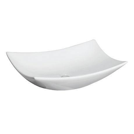 Bauhaus - Magdalena 2 Countertop Basin - 570 x 320mm