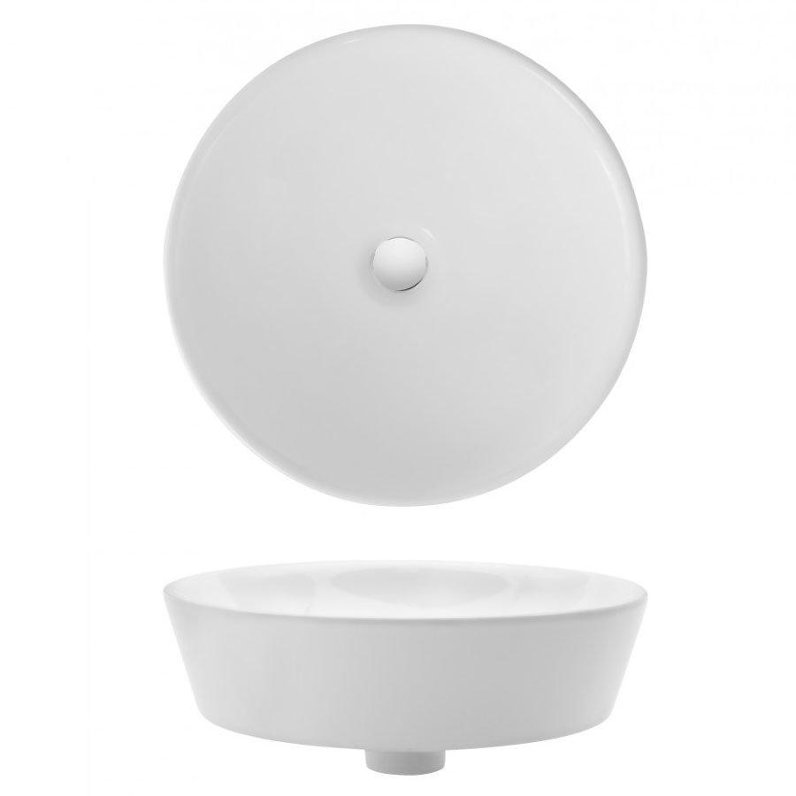 Bauhaus - Cocos Countertop Basin - 400 x 400mm Profile Large Image