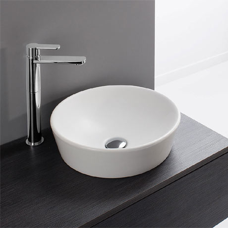 Bauhaus - Cocos Countertop Basin - 400 x 400mm