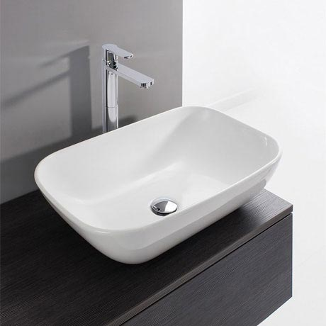 Bauhaus - Serene Countertop Basin - 580 x 350mm