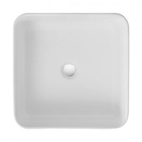 Bauhaus - Bold Countertop Basin - 400 x 400mm