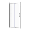 Chatsworth Traditional 1000 x 1850 Sliding Shower Door profile small image view 1