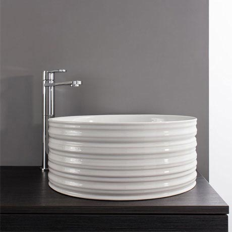 Bauhaus - Saturn Countertop Basin - 400 x 400mm
