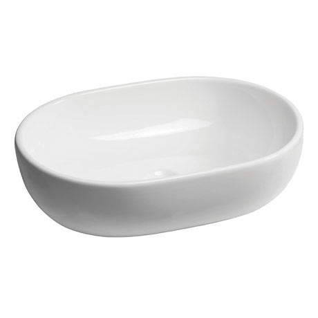 Bauhaus - Toulouse Countertop Basin - 590 x 415mm