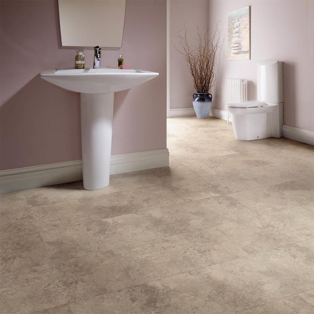 Karndean Palio Core Volterra Vinyl Tile Flooring | 7 Benefits of Bathroom Vinyl Flooring