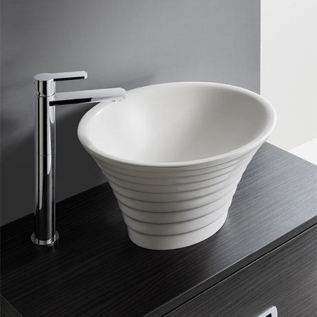 Bauhaus Avenue Countertop Basin - 366 x 436mm
