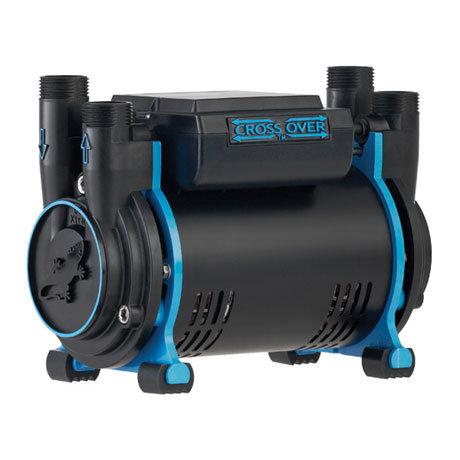 Salamander CT80 Bathroom 2.6 Bar Twin Impellor Positive Head Bathroom Pump