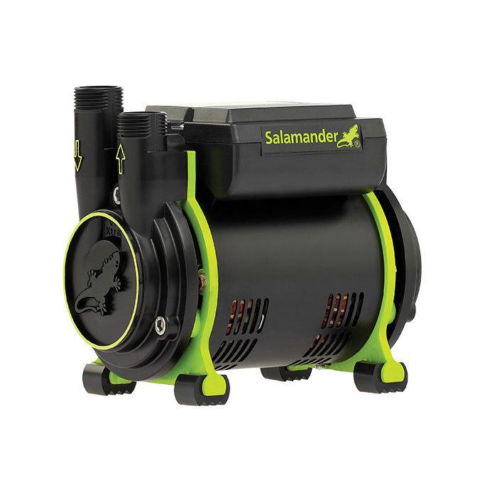 Salamander CT85+ Xtra 1.5 Bar Positive Head Shower Pump profile large image view 1