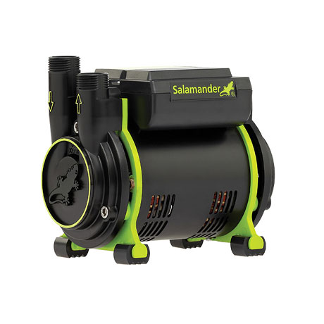 Salamander CT85+ Xtra 1.5 Bar Positive Head Shower Pump