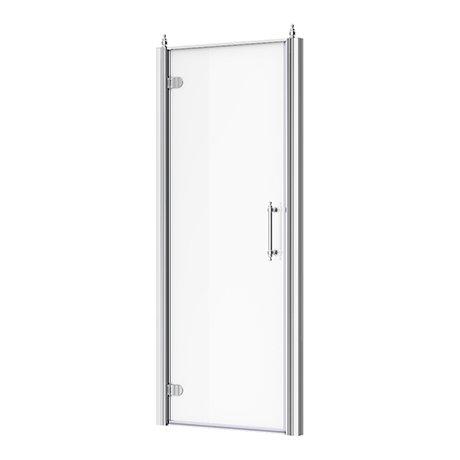Chatsworth Traditional 800 x 1850 Hinged Shower Door