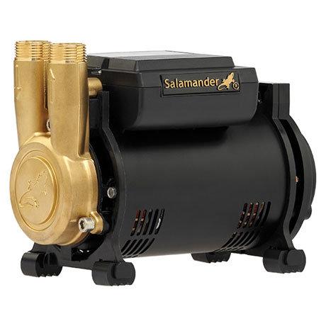 Salamander CT Force 30PS 3.0 Bar Single Brass Ended Positive Head Shower Pump