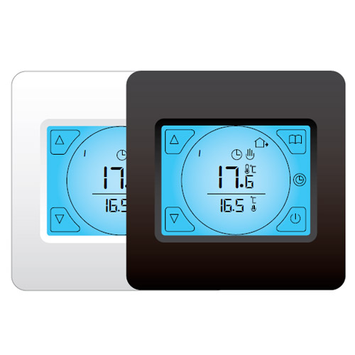 Cosytoes - Touchscreen Stat for Underfloor Heating Large Image