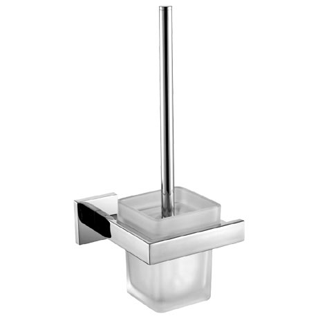 Franke Cubus CUBX005HP Wall Mounted Toilet Brush Holder