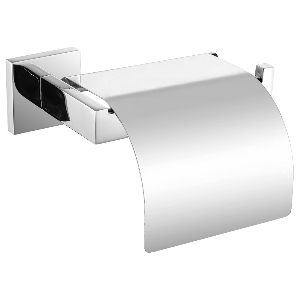 Franke Cubus CUBX111HP Wall Mounted Toilet Roll Holder