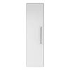 Hudson Reed Solar 350mm Wall Hung Tall Unit - Pure White - CUR162 profile small image view 1