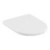 Britton Bathrooms Curve2 Soft Close Toilet Seat profile small image view 1