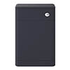Hudson Reed Solar 550mm WC Unit - Indigo Blue - CUR341 profile small image view 1