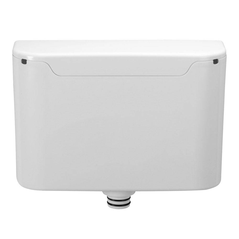 Twyford Flushwise 4/2.6L Dual Flush Concealed Cistern profile large image view 1