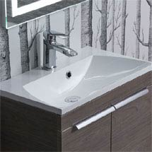 Roper Rhodes Cypher 600mm Isocast Basin - CYP600C Medium Image