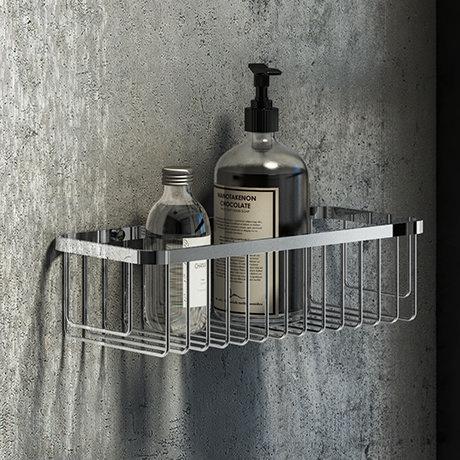 Arezzo 300mm Wire Shower Basket