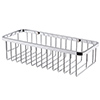 Cruze 300mm Wire Shower Basket profile small image view 1