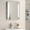 Calgary 500x700mm LED Mirror Inc. Touch Sensor, Anti-Fog + Shaving Port profile small image view 1