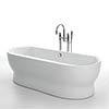 Royce Morgan Camber 1800 Luxury Freestanding Bath profile small image view 1