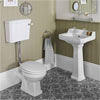 Carlton Low Level Bathroom Suite Small Image