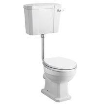 Carlton Low Level Traditional Toilet Medium Image