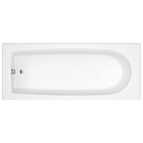 carlton traditional 1700mm standard bath suite at