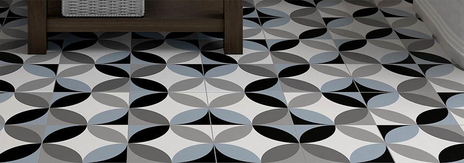 Caroline Patterned Tiles