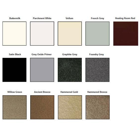 JIG Drum Round Cast Iron Bath (1325x520mm) - 13 Colour Options profile large image view 2