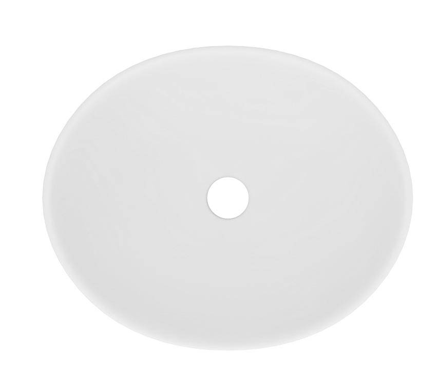 Casca Oval Counter Top Basin 0TH - 400 x 330mm  Feature Large Image