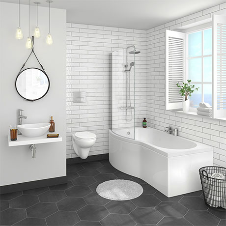 Casca Wall Hung Bathroom Suite