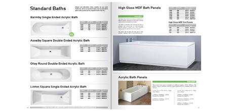 Bathroom Catalogue Launch