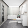 Cello Family Bathroom Suite profile small image view 1