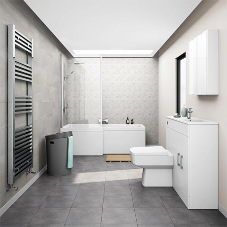 Cello Family Bathroom Suite