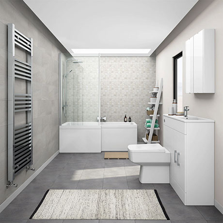 Cello Small Bathroom Suite