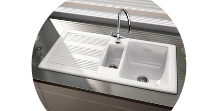 Ceramic Kitchen Sinks from £189.95 | Victorian Plumbing