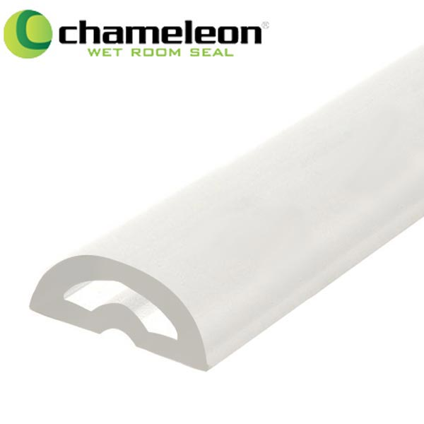 Chameleon Universal Wet Room Floor Seal profile large image view 2