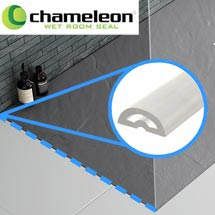 Chameleon Universal Wet Room Floor Seal Medium Image