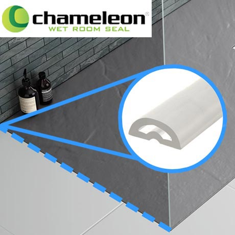 Chameleon Universal Wet Room Floor Seal