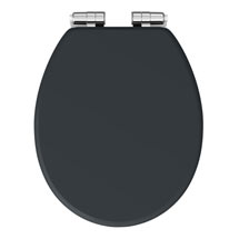 Chatsworth Graphite Toilet Seat Medium Image