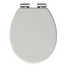 Chatsworth Grey Toilet Seat Medium Image