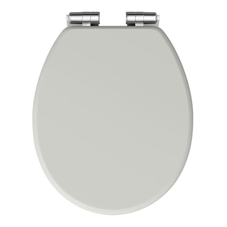 Chatsworth Grey Toilet Seat