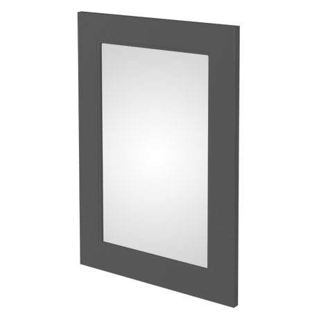 Chatsworth Mirror (600 x 400mm - Black)