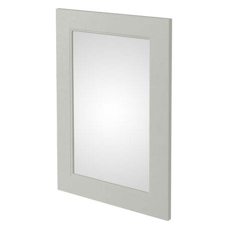 Chatsworth Mirror (600 x 400mm - Grey)