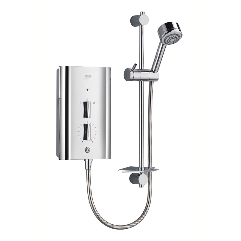 Mira - Escape 9.0kw Thermostatic Electric Shower - Chrome - 1.1563.730 Large Image